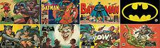 Batman - DC Comic - Frühstücksbretter - Robin - Joker - Catwoman - Gotham City