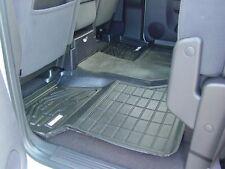 2nd Row Sure-Fit Floor Mats: 2007-2014 GMC Sierra Crew Cab