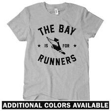 The Bay Area is for Runners Women's T-shirt S-2X - RUN BAY Running Marathon SFO