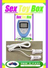 e stim nipple electro clamps stimulator bdsm sex toy estim sextoy electric shock