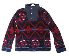 $145 Polo Ralph Lauren Childrens Boys Half Zip Pullover Fleece Sweater Jacket