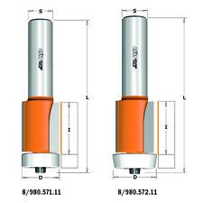 Frese CMT con cuscinetto per rifilare materiali compositi Cod.:8/980.571-572