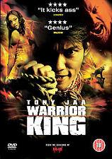 Warrior King DVD 2007