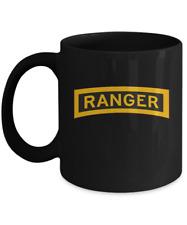 Army Ranger Coffee Mug - Ranger Tab