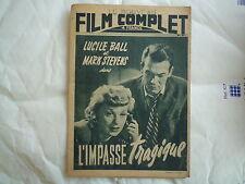 L'IMPASSE TRAGIQUE L BALL M STEVENS LE NOUVEAU FILM COMPLET 4eme TRIM 47