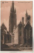 Hotel Gruuthuse - Bruges Photo Postcard c1910