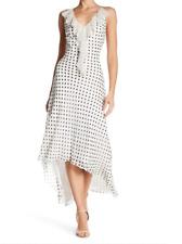 NWT Issue New York Ruffle Print Dress POLKA DOT Sizes 8 and 10  NWT $469
