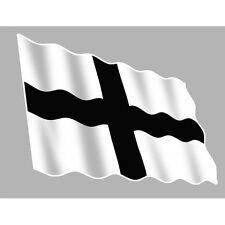BREIZH/Bretagne left Flag gauche Sticker