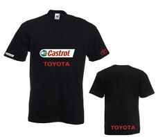 CASTROL TOYOTA T-SHIRT NEW S-XXXL