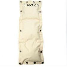 Wing Chun Man 3 Sections Punch Bag Kung Fu Boxing Wall Bag Sand Bag 112*40cm
