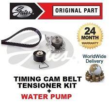 FOR LOTUS ELISE 1.8 16v 1995-2013 NEW TIMING CAM BELT TENSIONER KIT + WATER PUMP