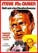 The Thomas Crown Affair   1960's Movie Posters Classic Cinema