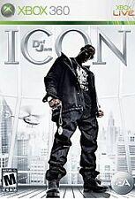 Def Jam: Icon (Microsoft Xbox 360, 2007) NEW