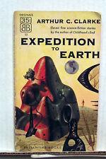 1950s Expedition Earth-Ac Clarke Ballantine #52 Paperback Book-1st Print (L5315)