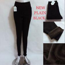 New Women Winter Warm Fleece Stretch Thermal Skinny Fur Leggings Lady Girl pants