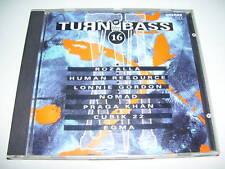 turn up the bass 16 ( arcade cd 1991 )