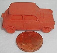 Mini Cooper ORANGE Gomme à effacer Anniversaire Rover