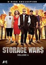 Storage Wars Series Season 4 DVD - 2 Disc Version PG English/Spanish Subtitled