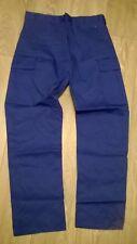 """Mens NAVY blue combat work trousers, NEW 42"""" waist EXTRA LONG leg"""