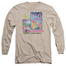 "Genesis ""World Tour '78"" Long Sleeve T-Shirt"