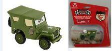 Nuevo: Disney Cars 1:50 - Sarge XXL Army Willys Jeep