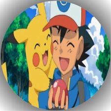 Tortenaufleger Geburtstag Tortenbild Fondant Pokemon L67
