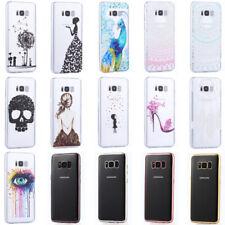 Samsung Galaxy S9 S9+ S8 S8+ Plus Schutzhülle Handy Hülle Cover Case Silikon TPU