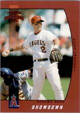 2005 Donruss Team Heroes Showdown Red Baseball Card Pick 1-450