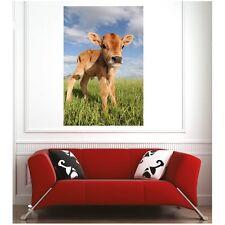 Affiche poster veau 74603914 Art déco Stickers