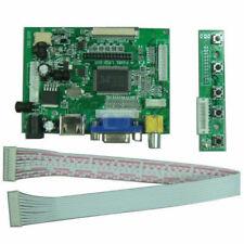 HDMI+VGA+2AV Lcd Display Controller Driver Board  for LCD Monitor Raspberry Pi