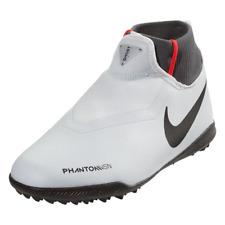 Nike Jr Phantom VSN Academy DF TF Kids Soccer Shoes Color Platinum