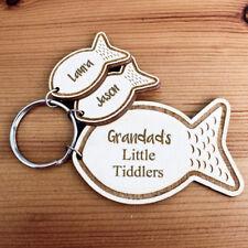 Personalised Gifts For Him Grandad Daddy Grandpa Dad Mens Xmas Keyring Presents