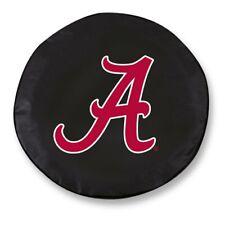 "Alabama Crimson Tide Exact Fit Spare Tire Cover -Script ""A"" Logo"