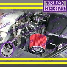 1996 1997 1998 1999 OLDSMOBILE AURORA 4.0L V8 AIR INTAKE KIT+CHF Black Red