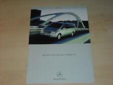 34676) Mercedes Viano Prospekt 2003