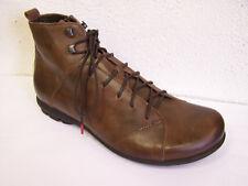 THINK! Schnürschuhe Boots Kong in espresso soft calf incl. Think Tüte