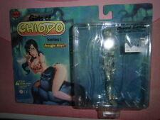 Girls of Chiodo Series Jungle Girl Skybolt MOC NIB  CRYSTAL EDITION