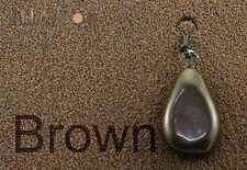 BROWN Jig head/lead coating powder - Plastic - HLS Carp fishing tackle [BRN]