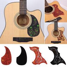 Acoustic Folk Guitar Pickguard Celluloid Pick Guard Board Sticker Accessory Fine