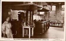 Holborn, London. Warwickshire House Female Staff Hostel. Kitchen by Lilywhite.