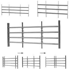 Fenstergitter Sicherheitsgitter Einbruchschutz ausziehbar Passgitter Gitter