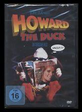 DVD HOWARD THE DUCK - LEA THOMPSON + TIM ROBBINS - Produziert von GEORGE LUCAS