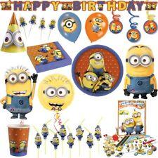 Minions Einfach Unverbesserlich 2 Kindergeburtstag Party Geburtstag Set
