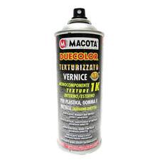 MACOTA DUECOLOR TEXTURIZZATO vernice spray per plastica gomma metallo auto casa