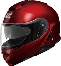 SHOEI Full face modular flip up helmet NEOTECⅡ2 S M L XL XXL NEW CASCO wine red
