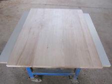Tischplatte Esche (€79,80/lfm.) 20x600x1000mm Leimholzplatte Massivholz Platte