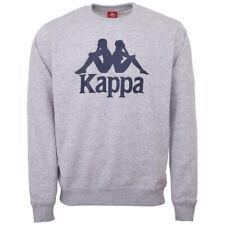 Kappa SERTUM RN Herren Sweatshirt grau 703797 18M