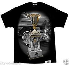 Super Lowrider Car Show Best Of Show David Gonzales DGA Chicano Homies T Shirt