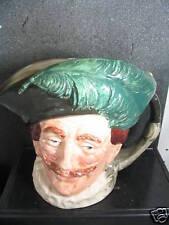 "Royal Doulton 6 1/2"" Large THE CAVALIER Toby Mug"