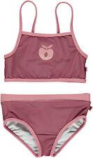 Smafolk UV Anzug Bikini Badeanzug rose Apfel  80 86  92 98 104 110 116